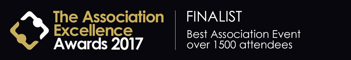Finalist in the 2017 Association Excellence Awards