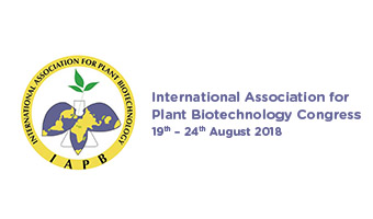 International Association for Plant Biotechnology Congress 2018
