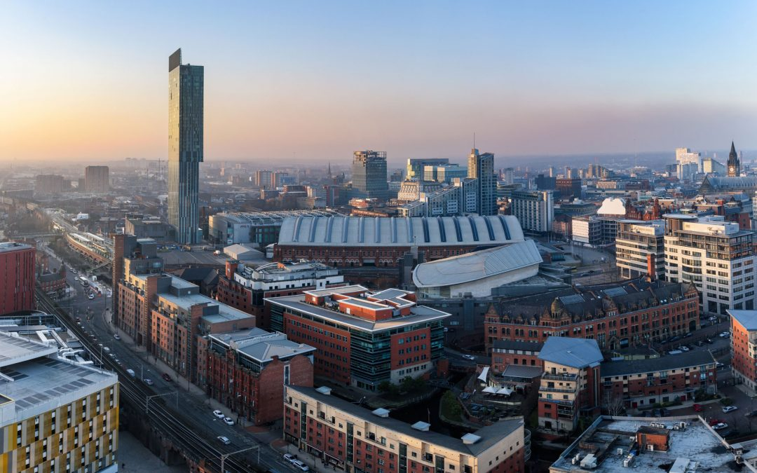 Manchester Meets the World